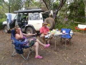 Nolans camping