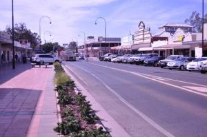 Main street, Cobar