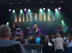 Noiseworks - the headline act