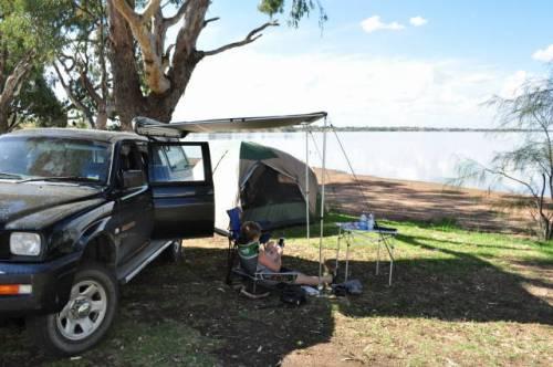 Camp Lake Cargelligo
