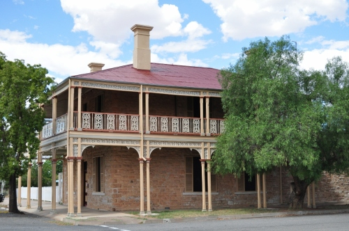 Shire offices, Wilcannia