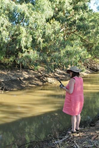 Fishing(?)