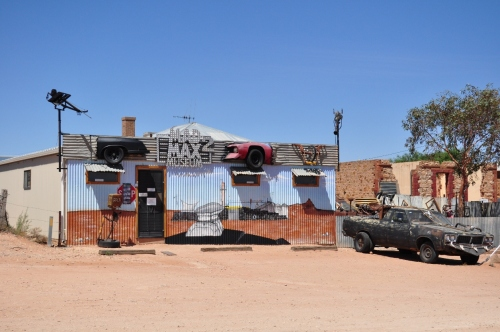 Mad Max museum Silverton