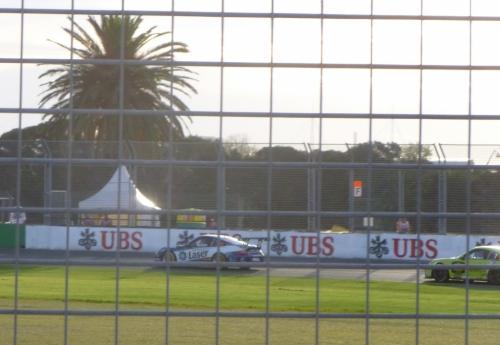 Porsche Carrera Cup cars